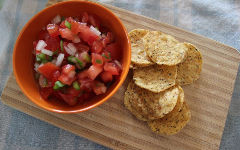 Pico De Gallo (Fresh Salsa)