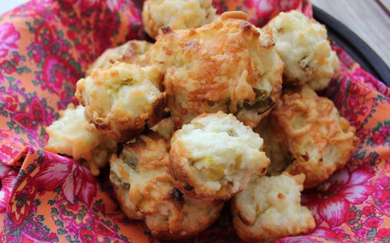 Chili Cheese Corn Muffins