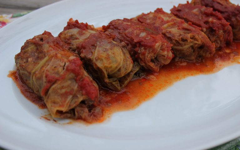 Cabbage Rolls, Crockpot