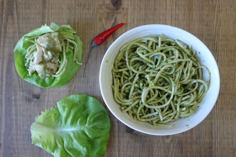 Sassy Noodle Salad