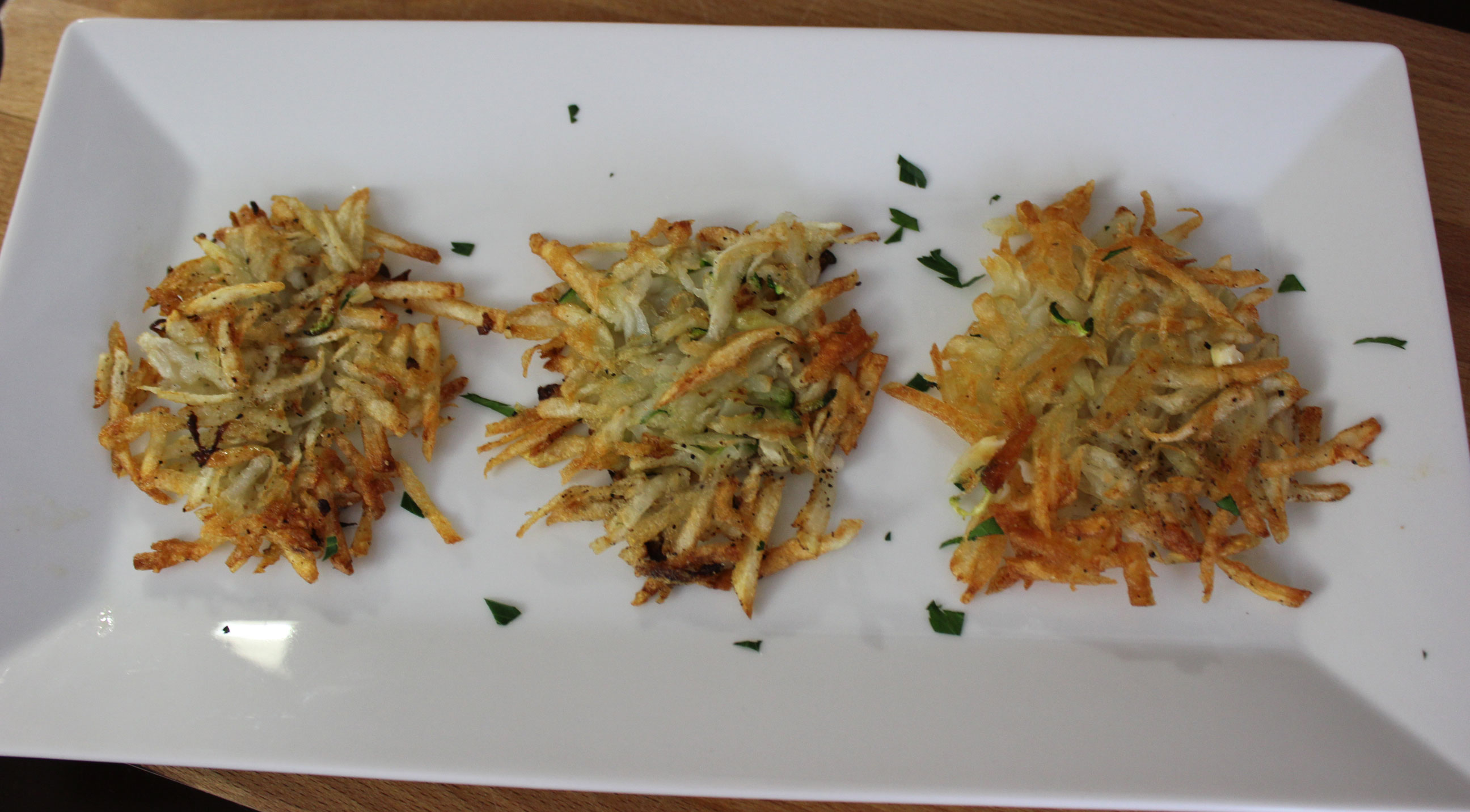 Potato Pancakes latkes