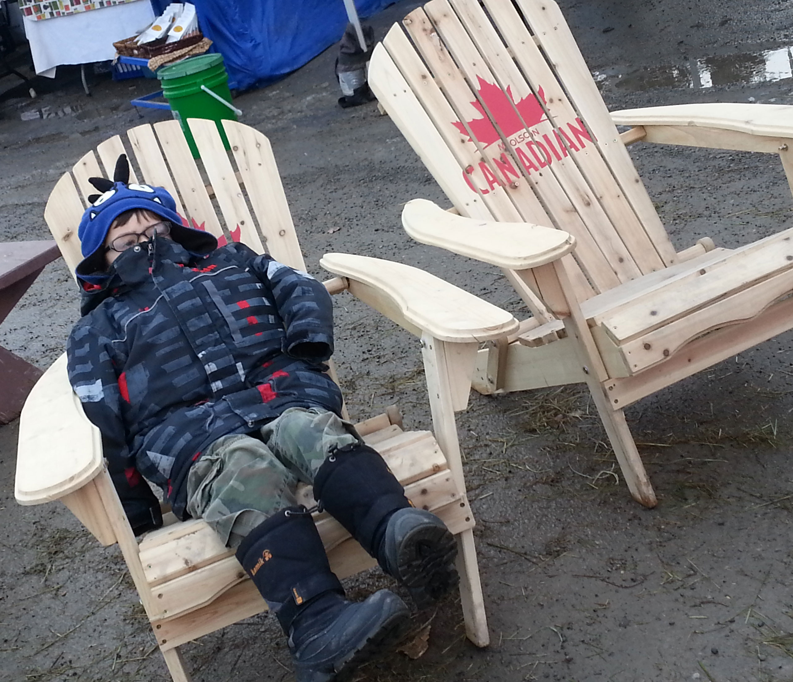 Canmore Winter Festival Athletes Village