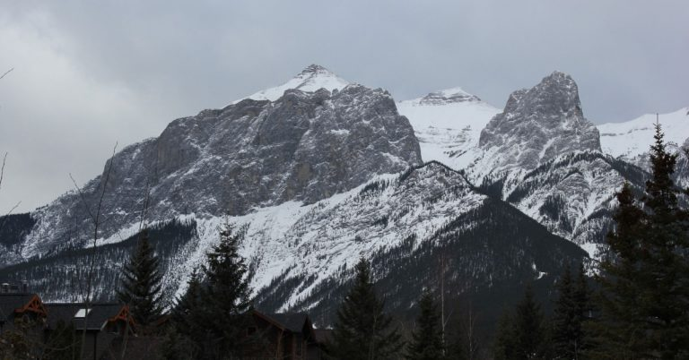 Road Trippin: Winter Fun in Canmore