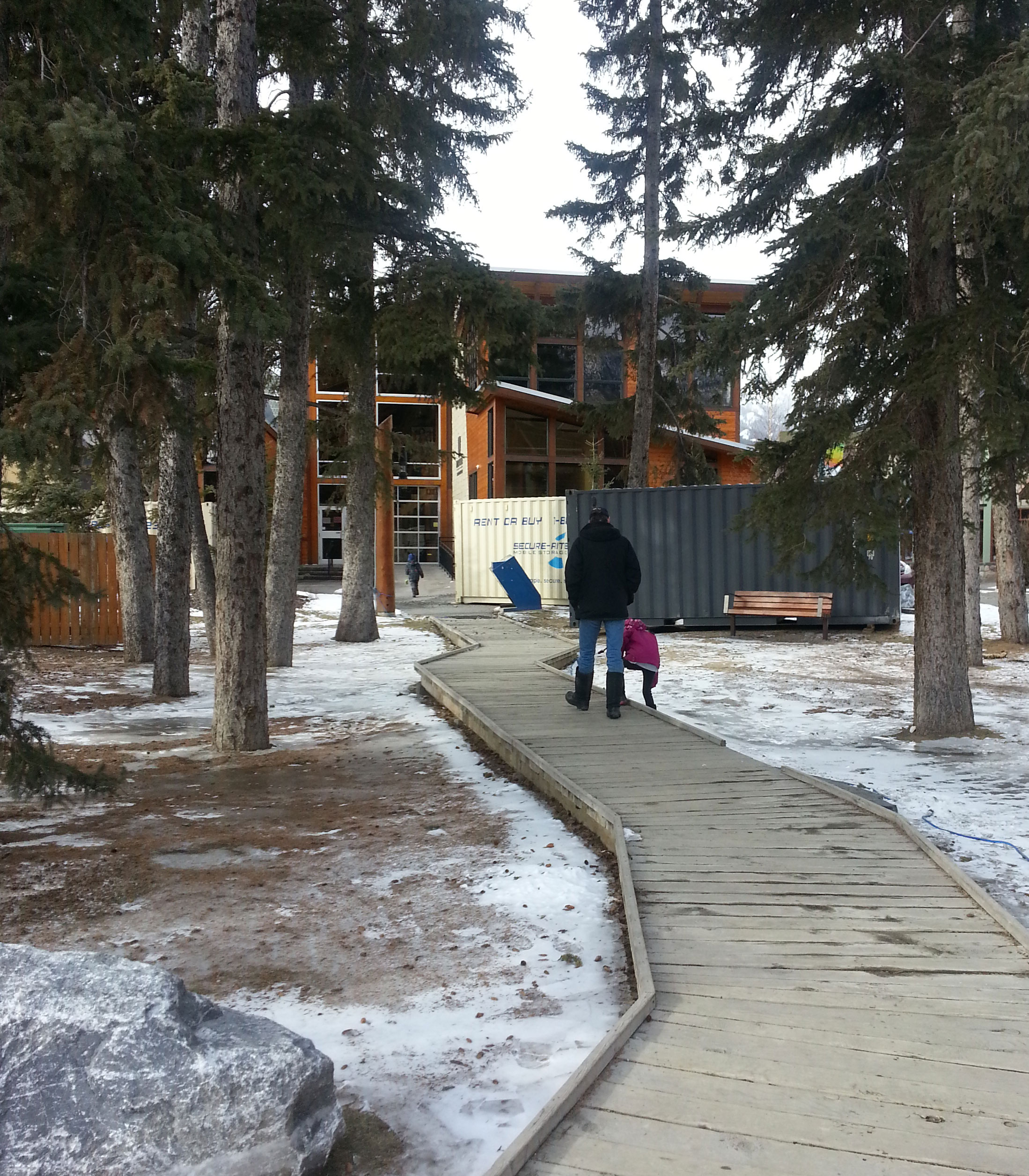 The Canmore Museum of Geosciences Centre