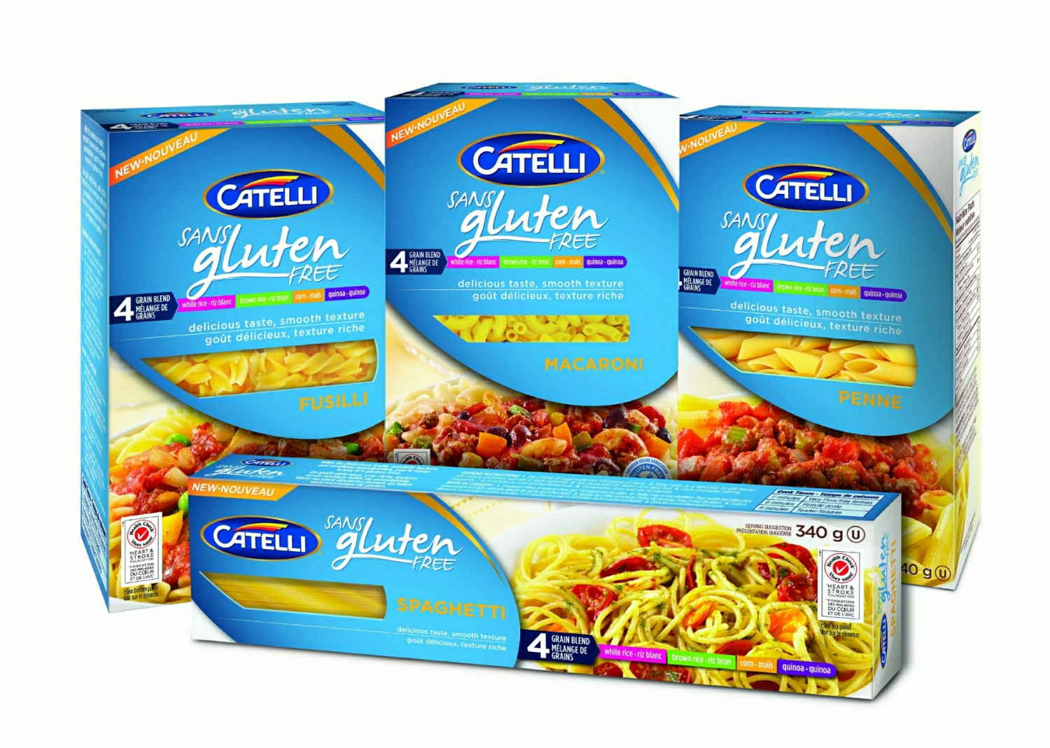 Catelli Gluten Free Pasta Product Shot