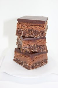 Reese Peanut Butter Chocolate Nanaimo Bars
