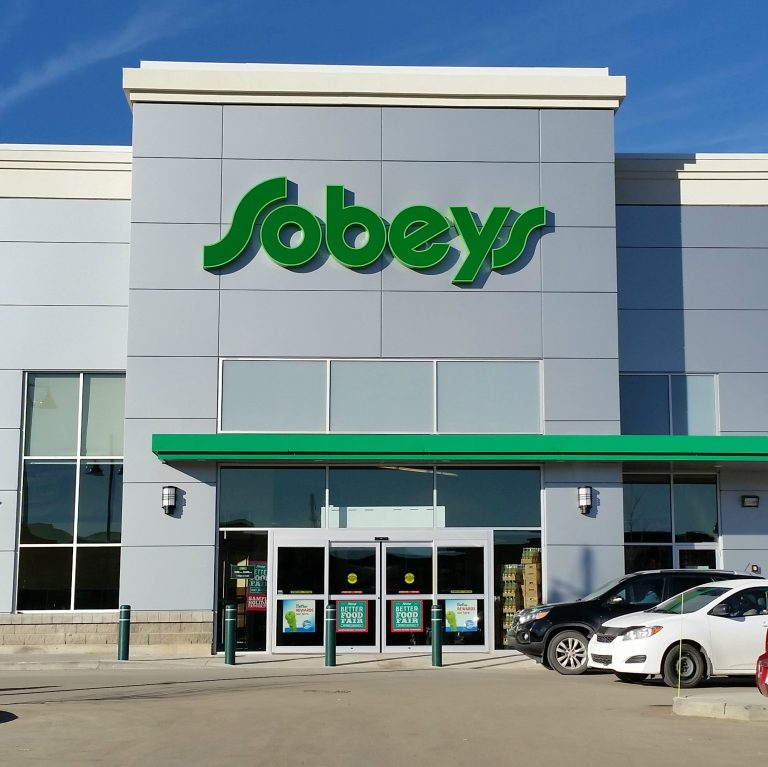 Sobeys Grand Opening Nolan Hill + Giveaway