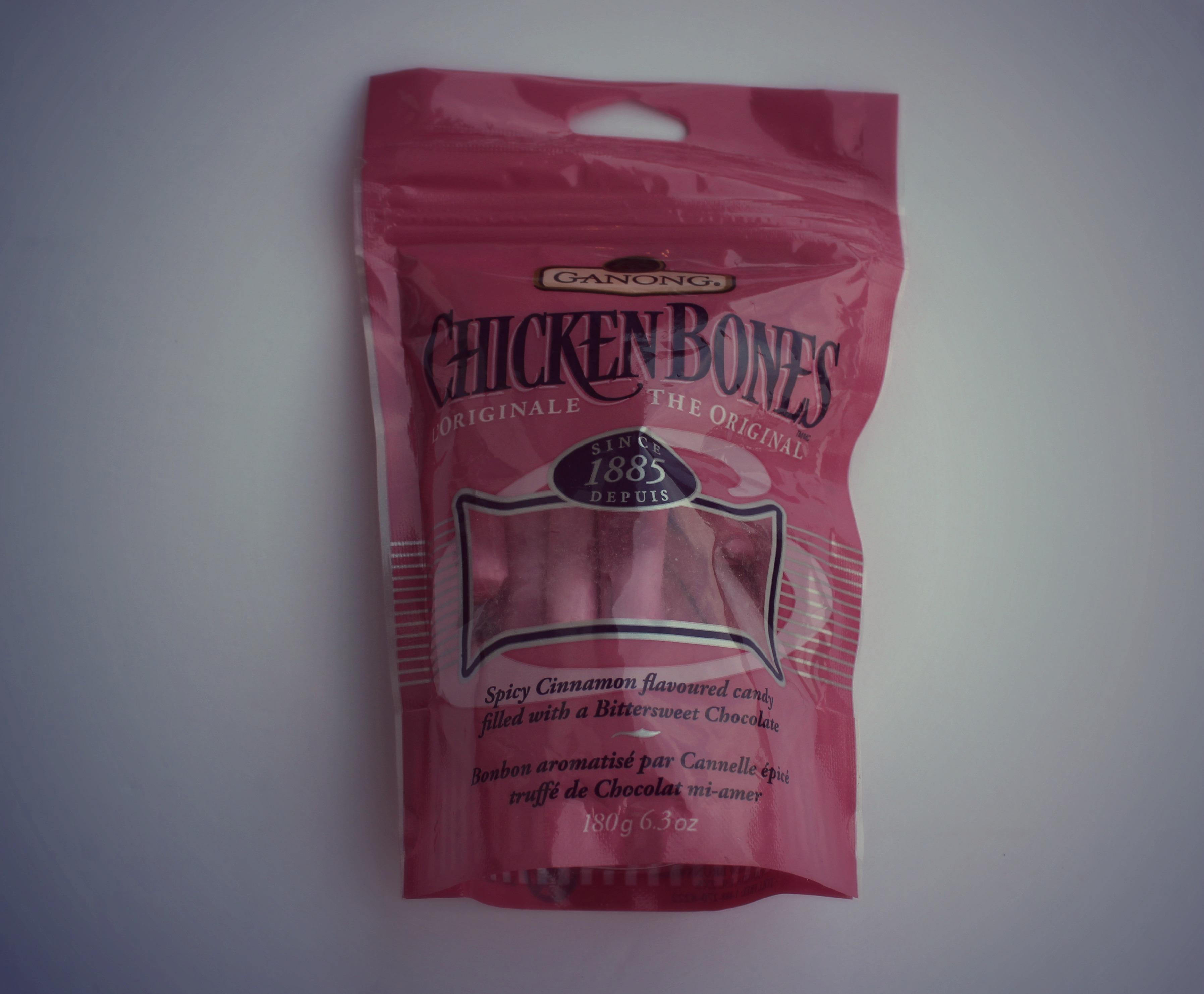 Ganong Chicken Bones