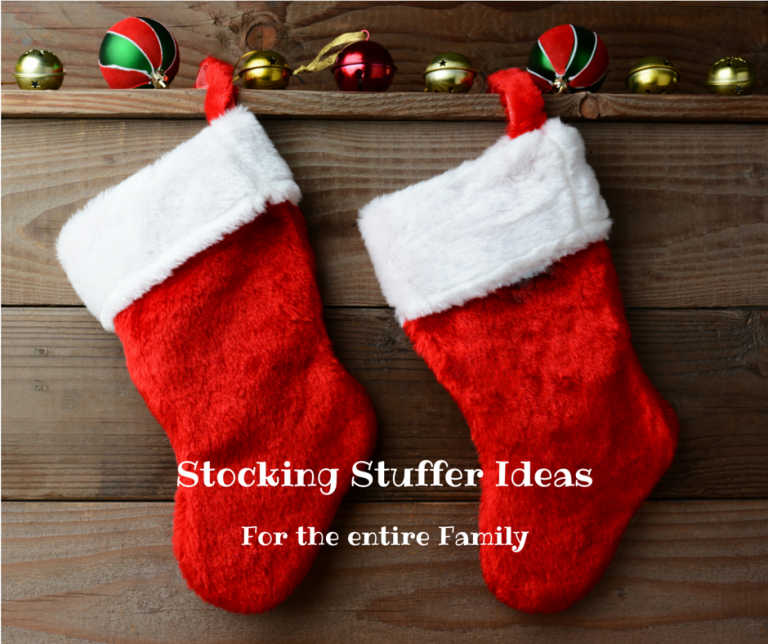 Find Last Minute Stocking Stuffers for the Family at London Drugs