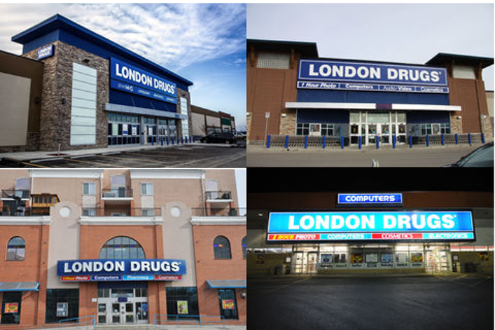 London Drugs Alberta