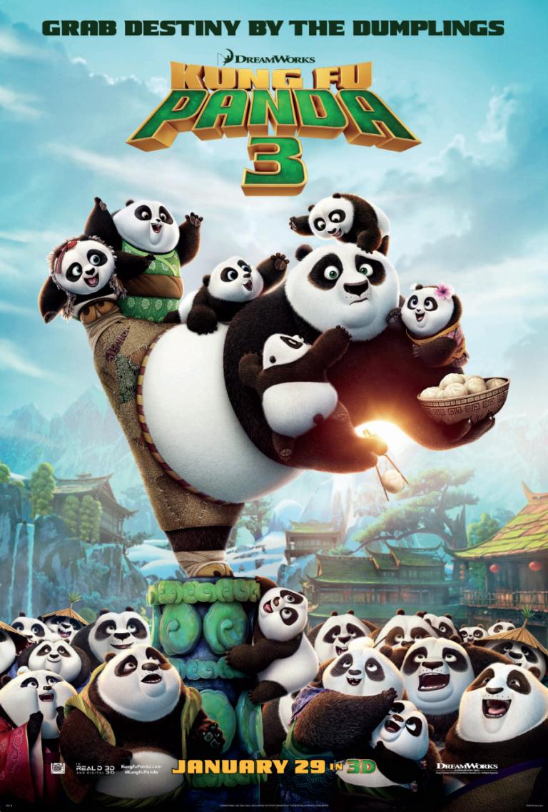 Win Passes to the Advance Screening of Kung Fu Panda 3