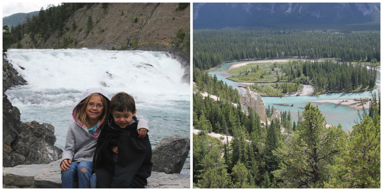 Banff | Bow Falls | Hoodoos
