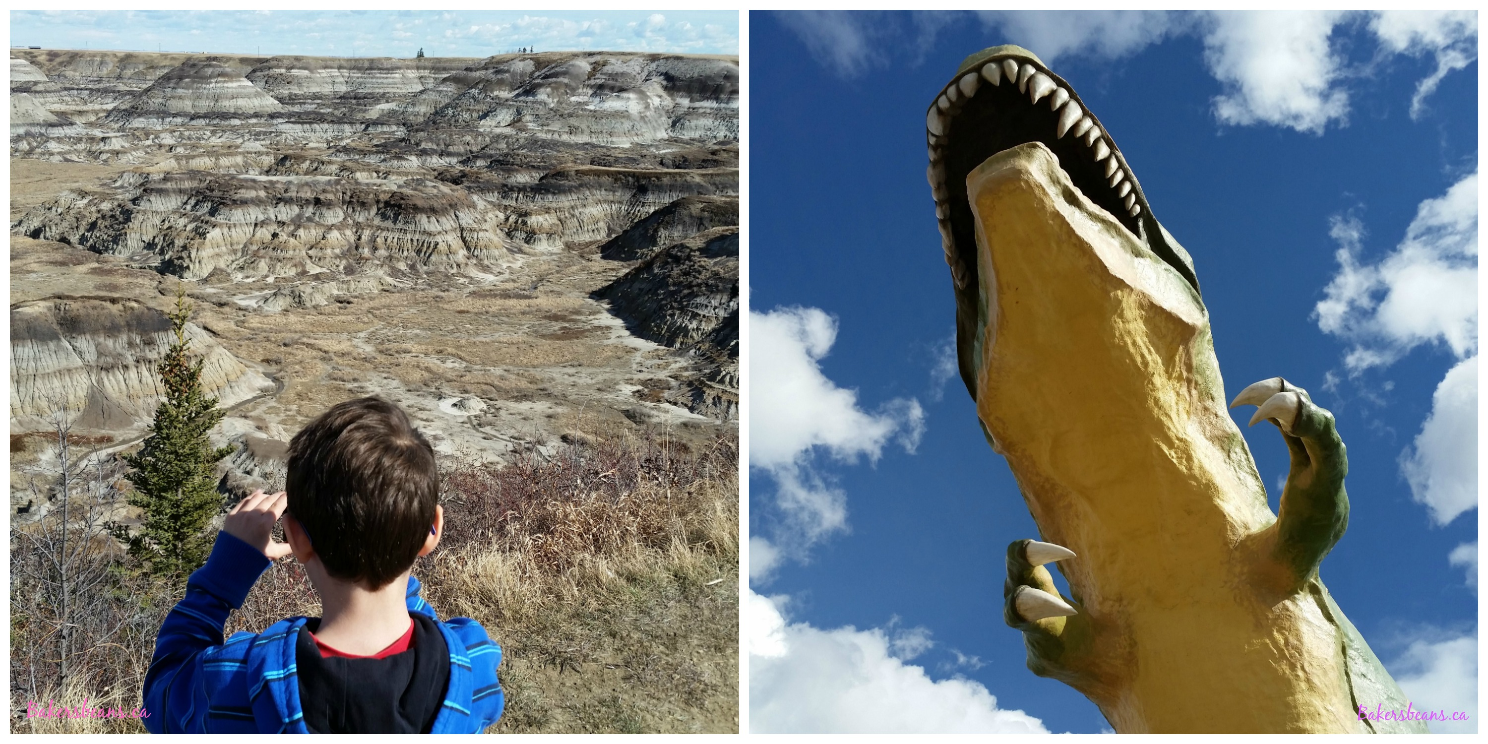 Horseshoe Canyon & the World's Largest Dinosaur