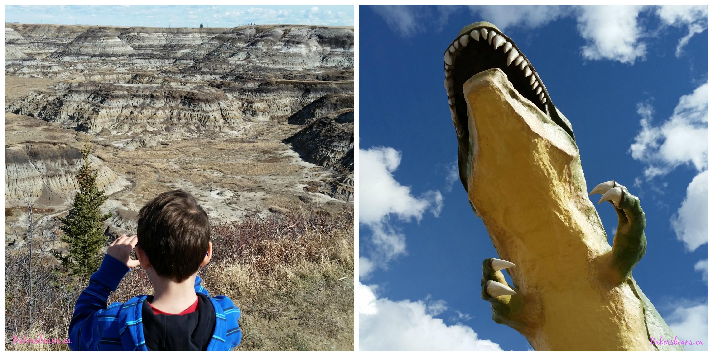 Horseshoe Canyon & the World's Largest Dinosaur