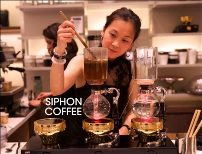 Cafe Blanca debuts Siphoned Finca La Primavera from Colombia