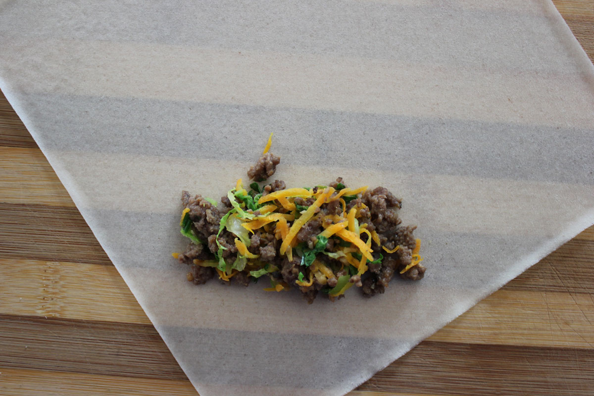 Mushroom-Beef-rolling