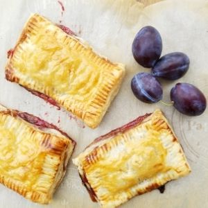 plum elderberry hand pies