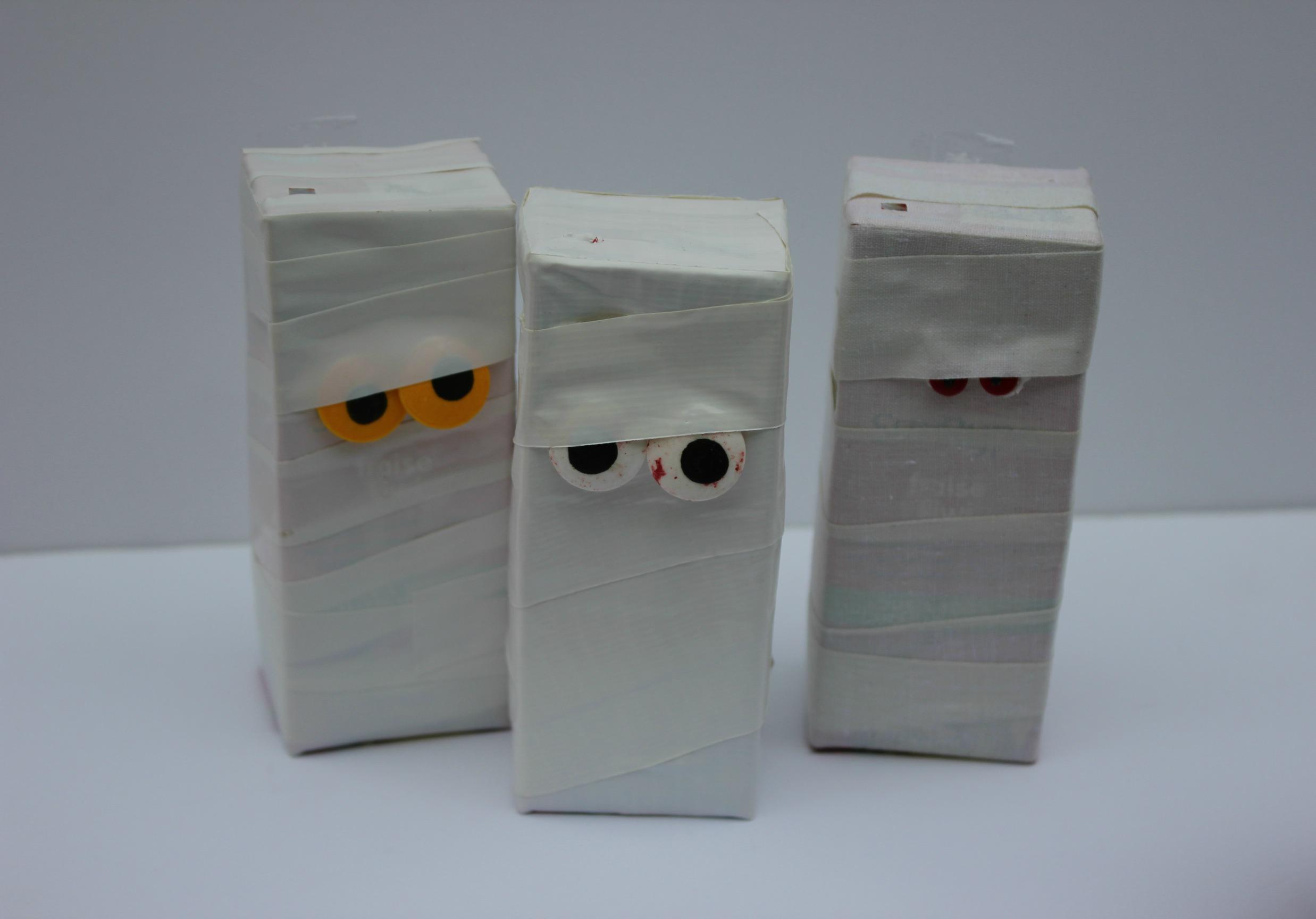 Googly Eyed Mummies