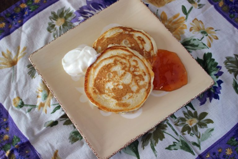 Yogurt Drop Scones