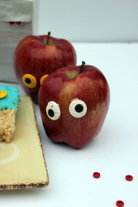 Googly Eye Apple