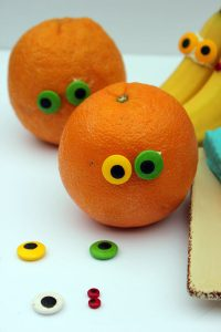 Googly Eye Orange