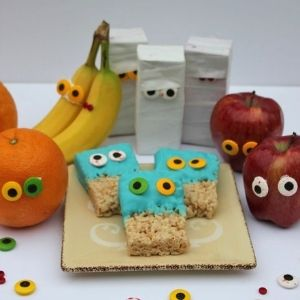 googly eyed treats