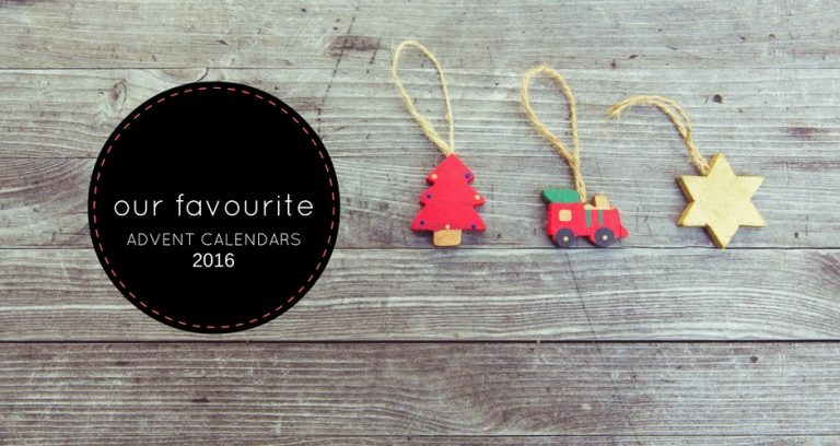 Our favourite Advent Calendars for 2016