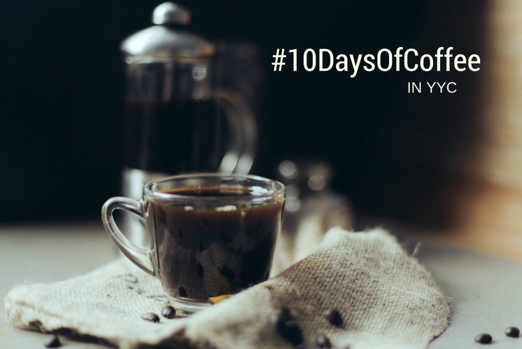 10 Days of Coffee