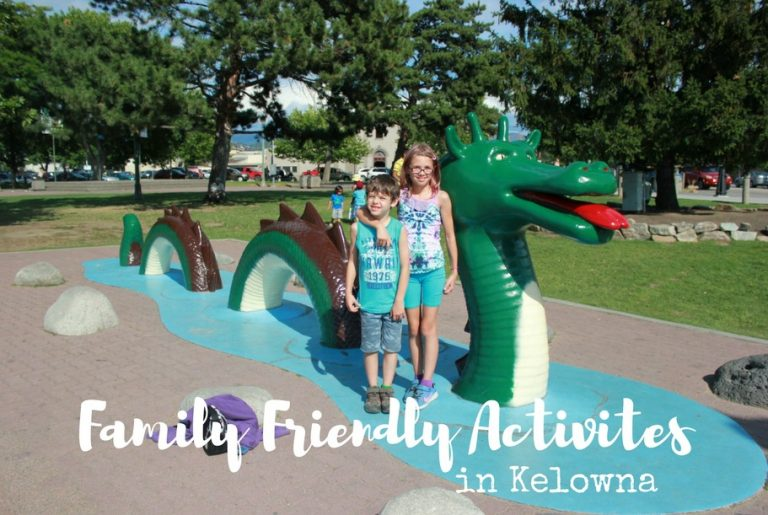 Road Trippin: Family Friendly Activities in Kelowna