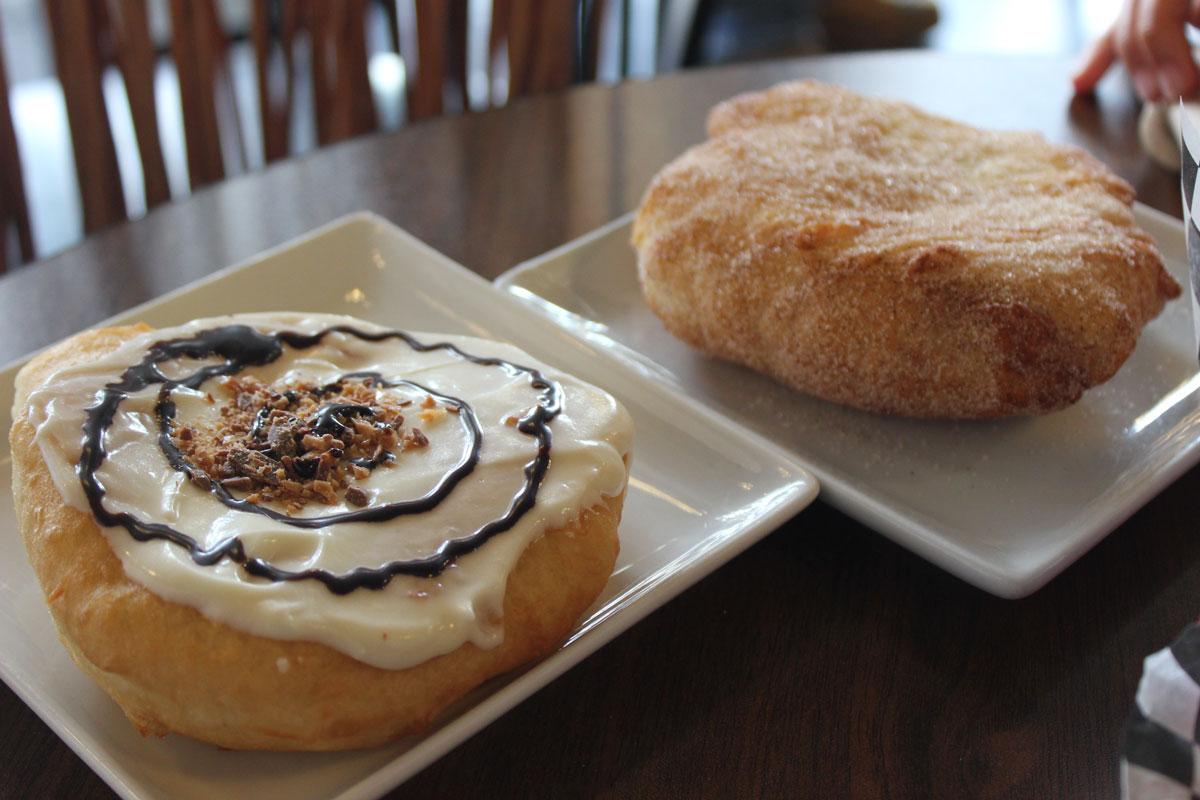 Kekuli Cafe Gourmet Bannock