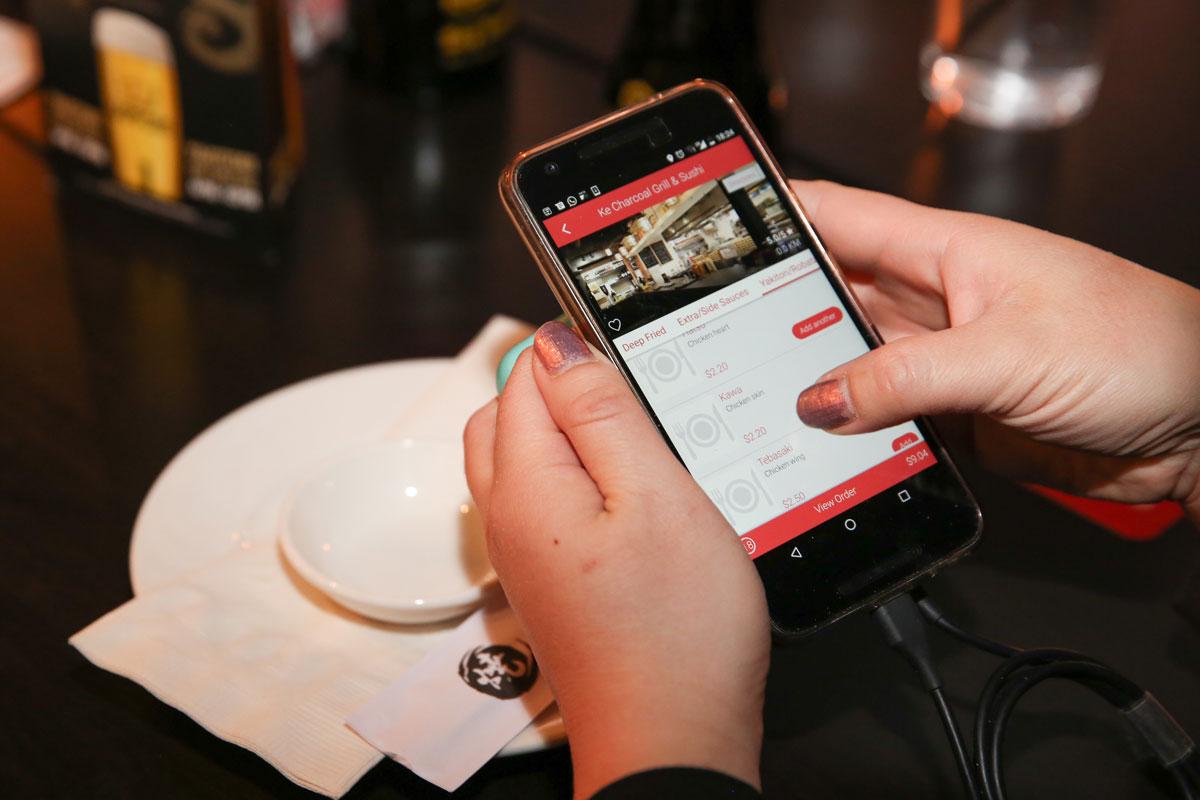 ClickDishes Food App