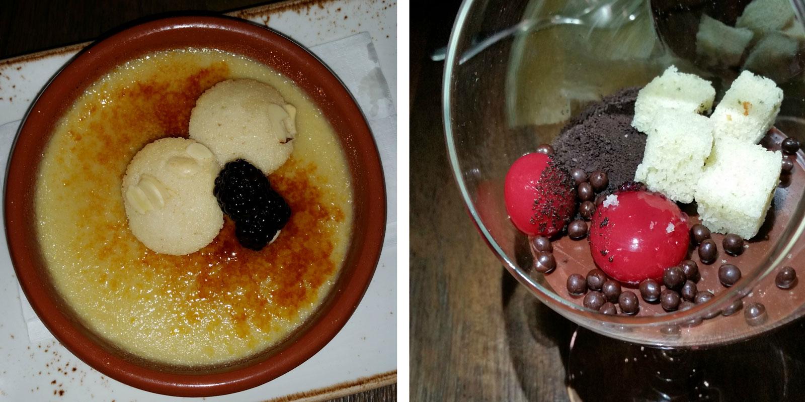 Yakima Social Kitchen & Bar Desserts