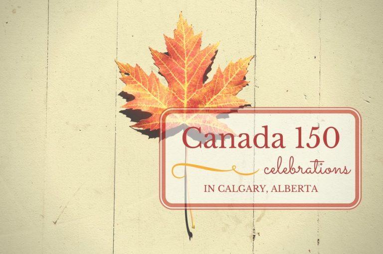 Canada Day 150 Celebrations in Calgary