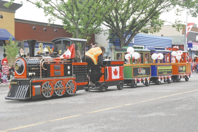 Photo Credit Canada Day Parade : Airdrie City View