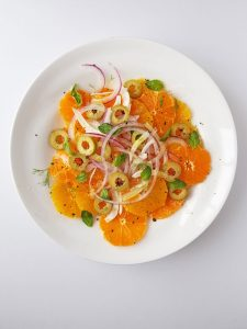 Orange Fennel Salad