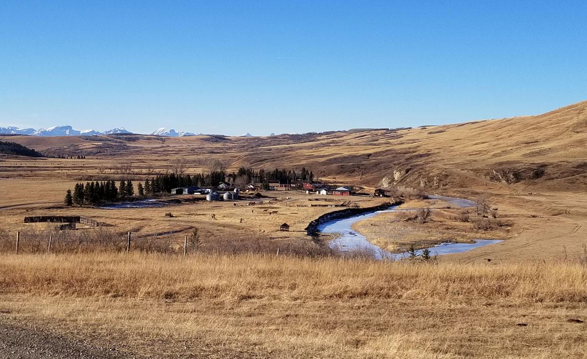 WineGlass Ranch Alberta