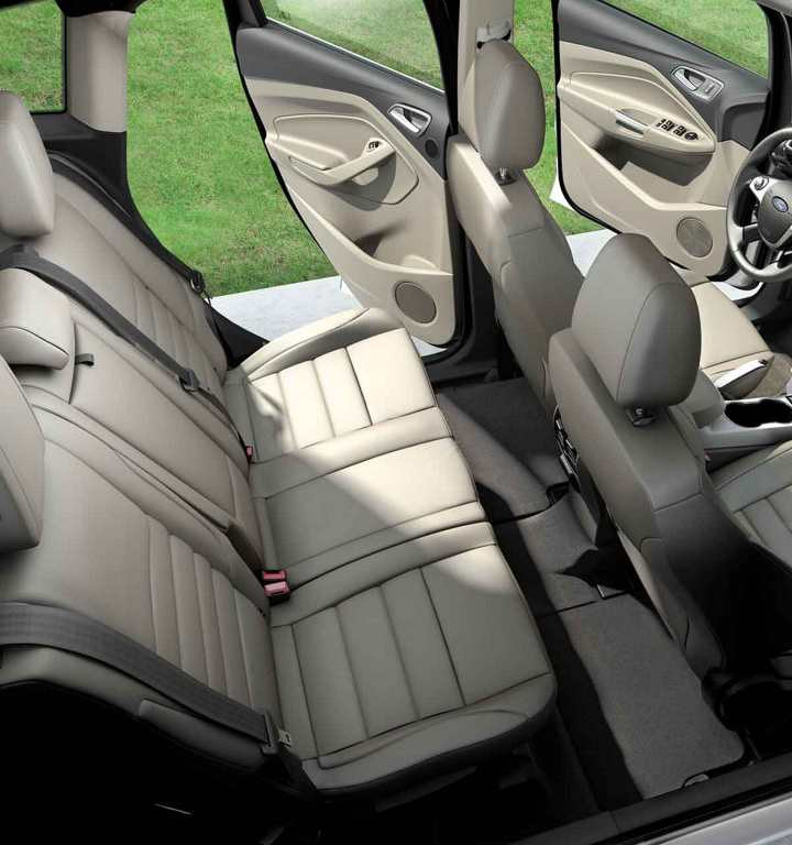 Ford Cmax Seats