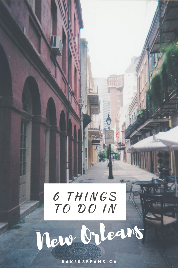 Top 6 Things to Do while in New Orleans #BucketList #NOLA #NewOrleans #SwampTour #PlantationTour #FoodTour #thingstodoinneworleans