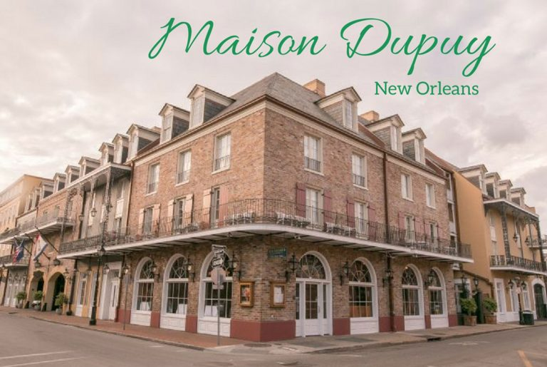 Maison Dupuy: The Heart of the French Quarter
