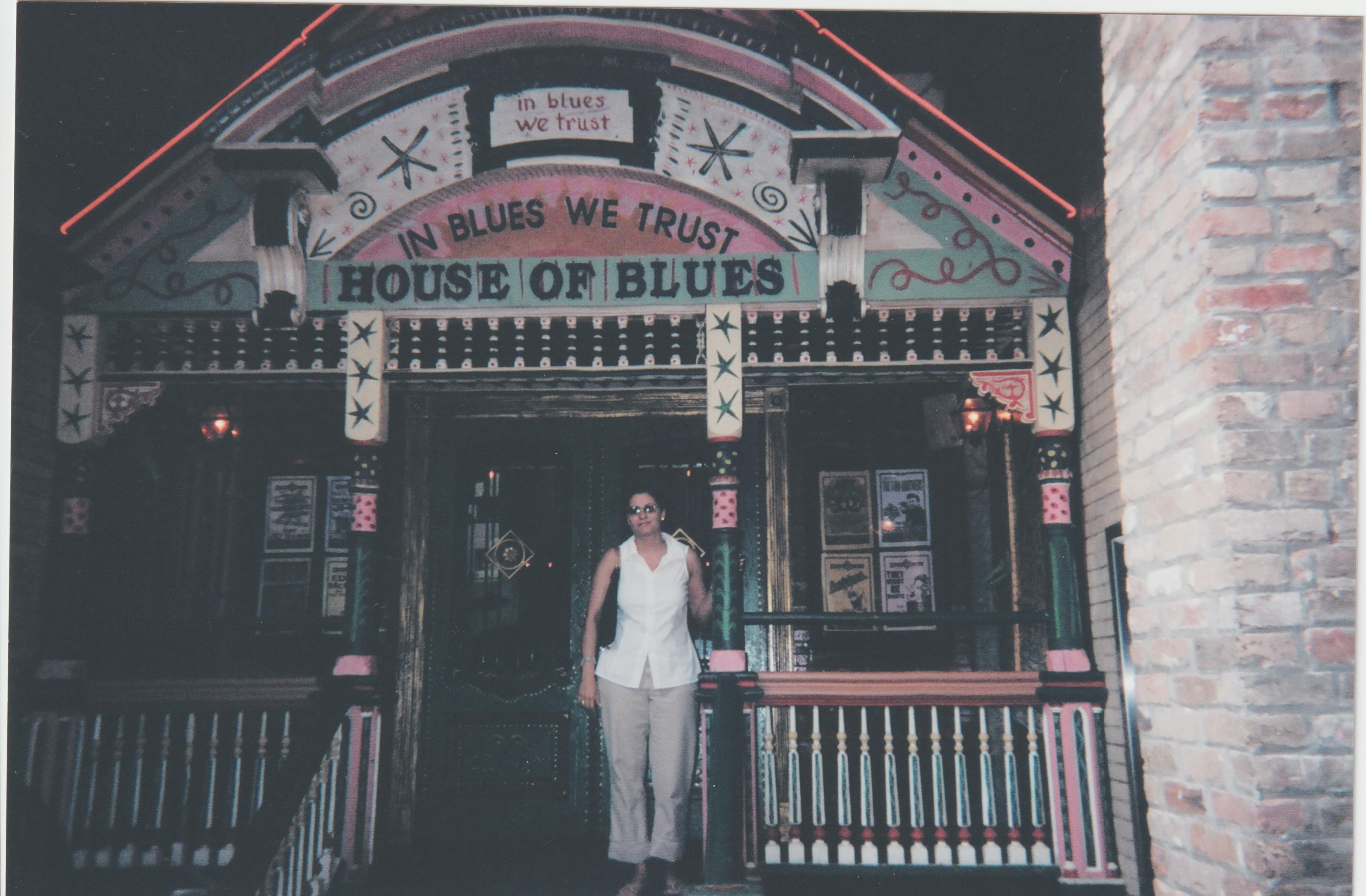 House of Blues NOLA