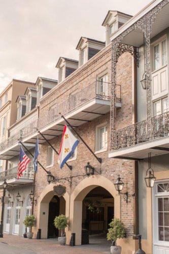 The Maison Dupuy Hotel