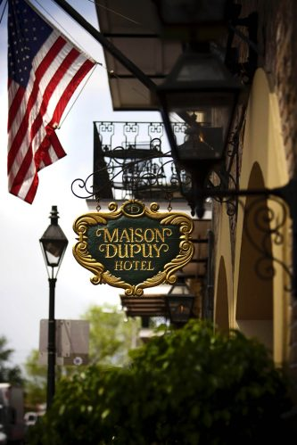 The Maison Dupuy Hotel