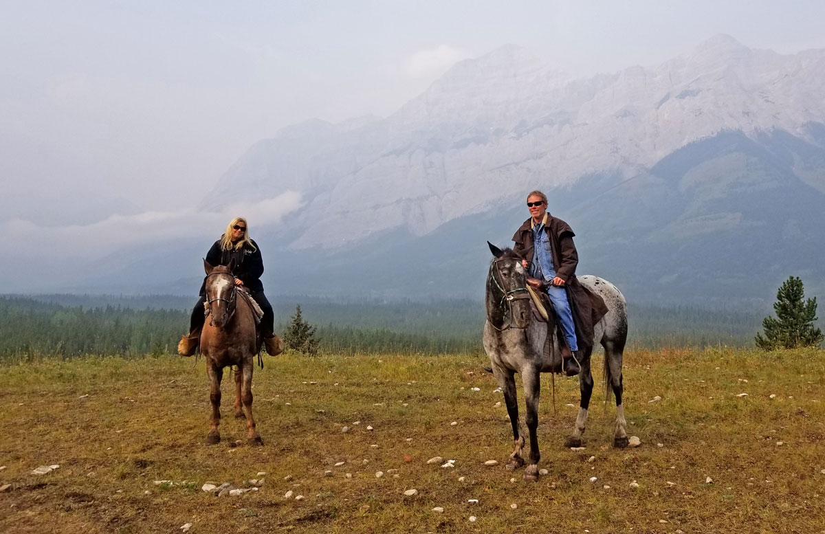 Boundary Ranch trail ride