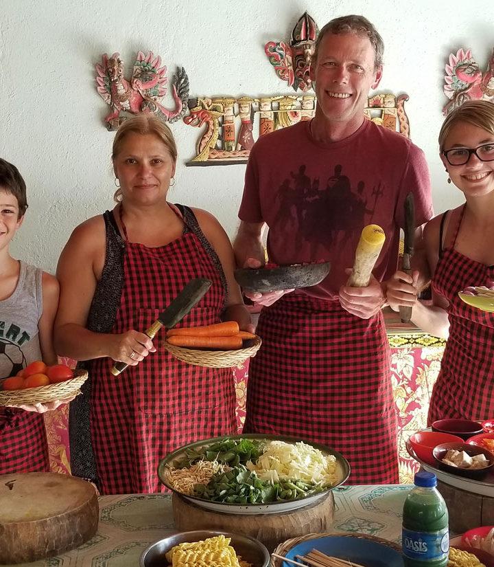 Bakers Adventures in Cooking