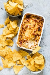 Bacon Cream Cheese Dip