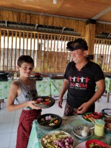 Chef Made at Bali Manggang and Aiden
