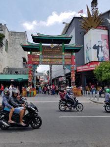 China Town off Mairboro Street