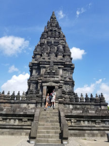 Prambanan in Indonesia