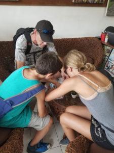 Geocaching in Bali