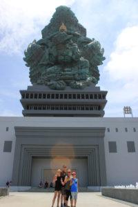 GWK Statue